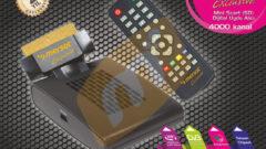 Mersat Exclusive Mini Scart SD Uydu Alıcısı