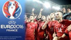 Euro 2016 Başlıyor!