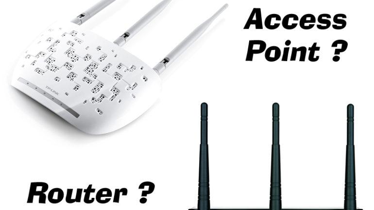Access Point ve Router Nedir? Arasındaki Farklar Nelerdir?