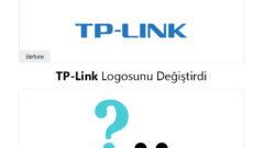 TP-Link Logosunu Değiştirdi
