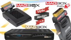 Magbox Uydu Alıcısı Modelleri