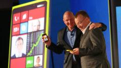 Microsoft Akıllı Telefon Pazarından Çekiliyor mu?