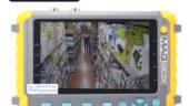 Magbox AHD-Analog-TVI Kamera Test Cihazı