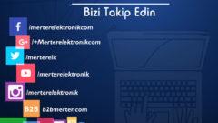 Merter Elektronik Facebook Resmi Sayfası