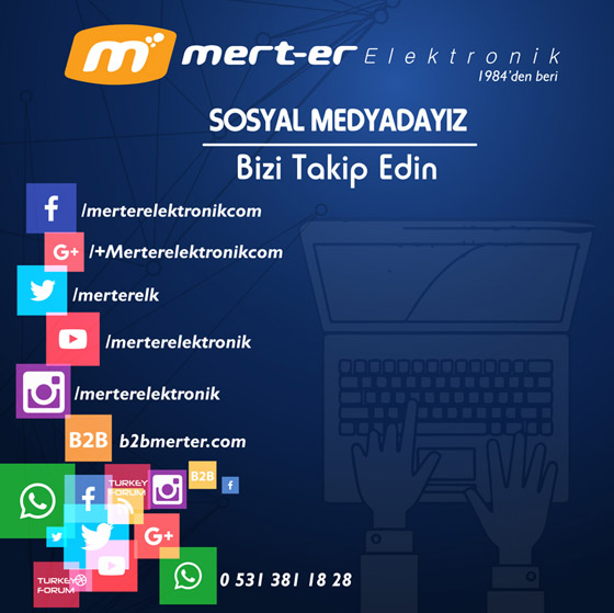 Merter Elektronik Facebook