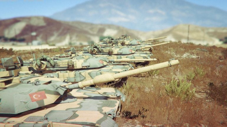 TSK'nin Göz Bebeği Milli Tank Altay Seri Üretime Geçiyor.