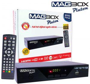 magbox pluton full hd uydu alıcısı