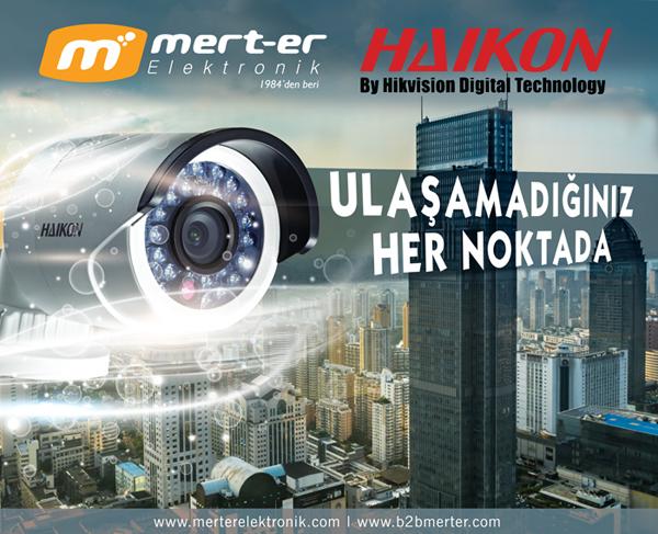 haikon kamera fiyatları