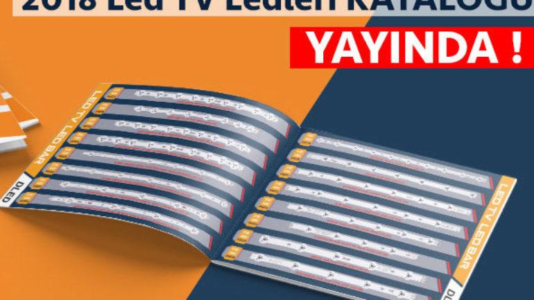 Led Tv Ledleri 2018 Katalog İndir