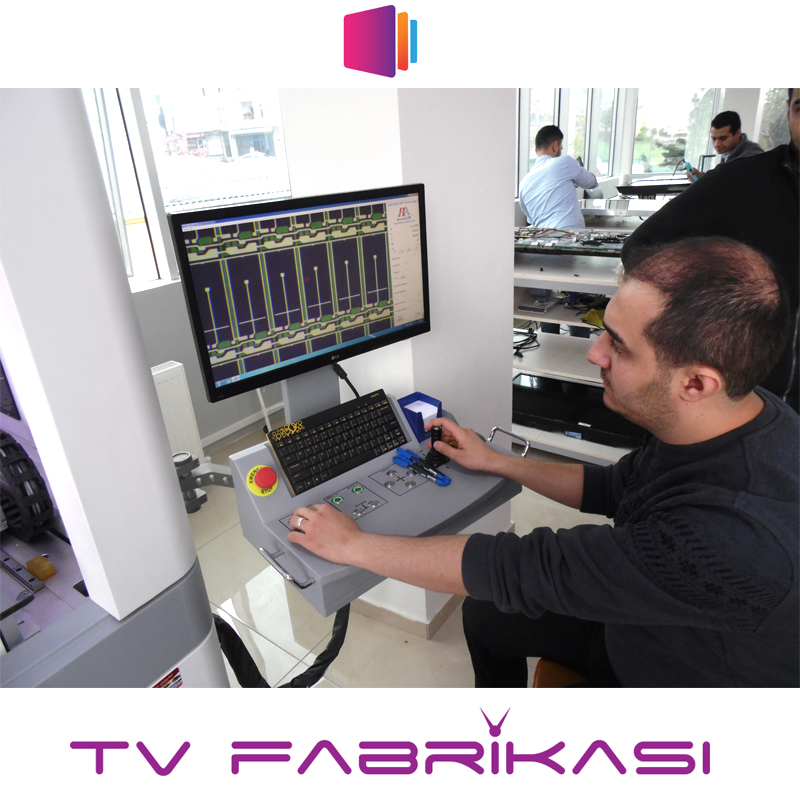 tv ekran panel tamiri