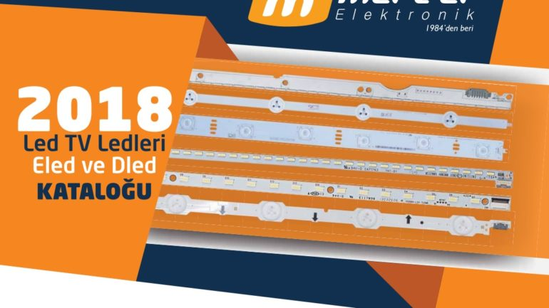 2018 Led Tv Panel Ledlerinde Yeni Modeller