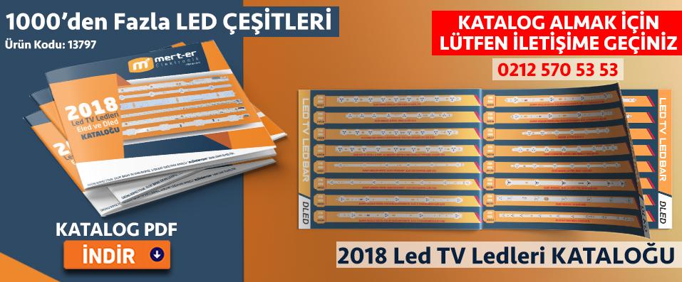 Led tv panel ledleri katalog 2018