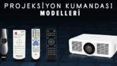 Projeksiyon Kumandası Modelleri 2018