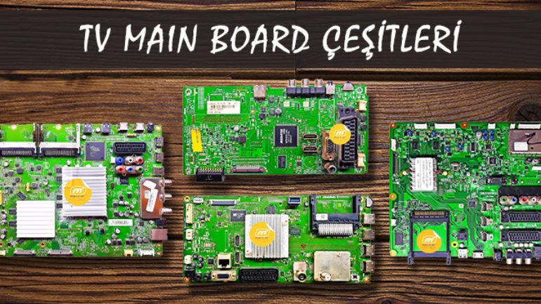 En Çok Aranan 5 Tv Main Board Modeli