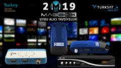 Magbox 2019 Uydu Alıcısı Modelleri