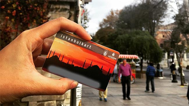istanbul kart mobil uygulaması