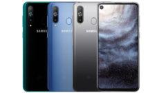 Ön Kamerası Ekrana Gömülü İlk Telefon – Galaxy A8s