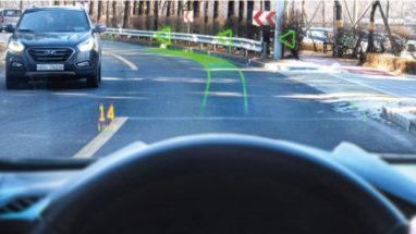 Hyundai, Ön Camı Navigasyona Çevirecek Hologram Teknolojisini Tanıttı