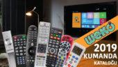 Mert-er Elektronik – 2019 Kumanda Katalog