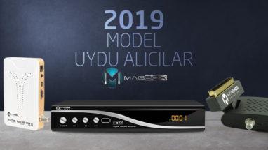 2019 Magbox Uydu Alıcısı Modelleri