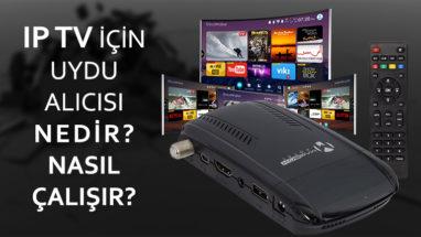 iP Tv İçin Uydu Alıcısı Nedir? Nasıl Çalışır?