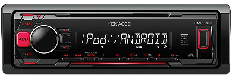Kenwood-KMM-203 Oto Teyp