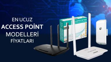 En Ucuz Access Point Modelleri – Fiyatları