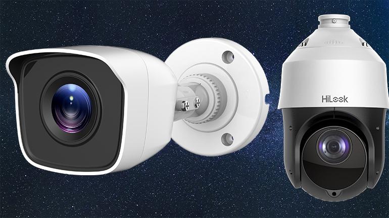 HiLook Kamera Çeşitleri