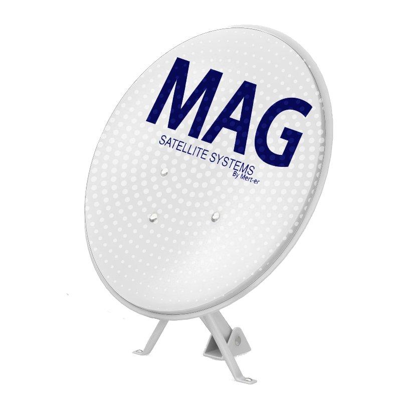 Mag 90 Cm Ofset Delikli Çanak Anten