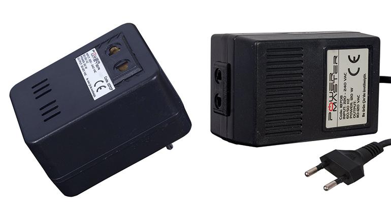 110V-220V Dönüştürücü