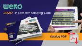 Led Tv Bar 2019-2020 Katalog İndir!