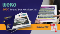 Led Tv Bar 2019-2020 Katalog İndir!