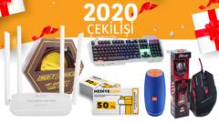 Merter Elektronik 2020 Çekilişi – (Bol Hediyeli)